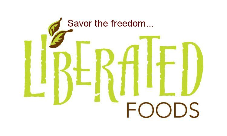 Liberated Foods logo